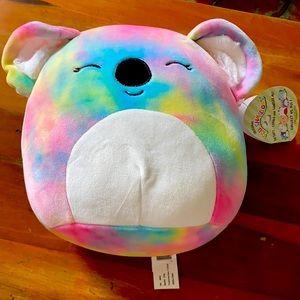 "SQUISHMALLOWS Katya koala 8"" new rainbow"